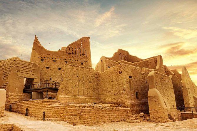 Riyadh Tourist and historical route ( 2 Days Trip )