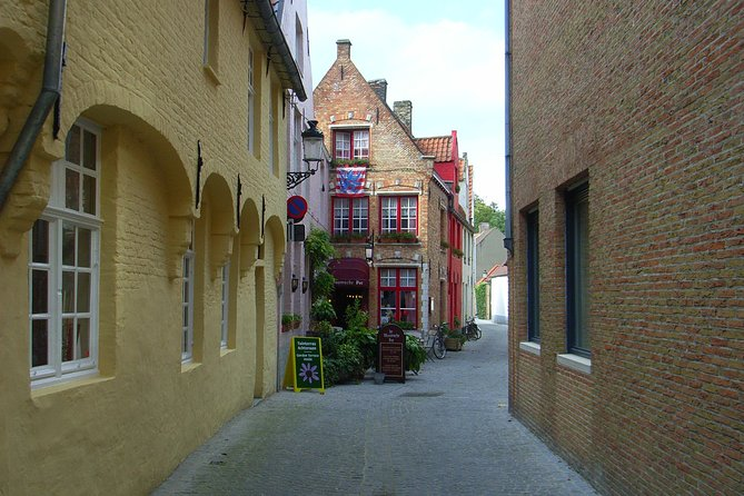 Bruges Private Walking Tour