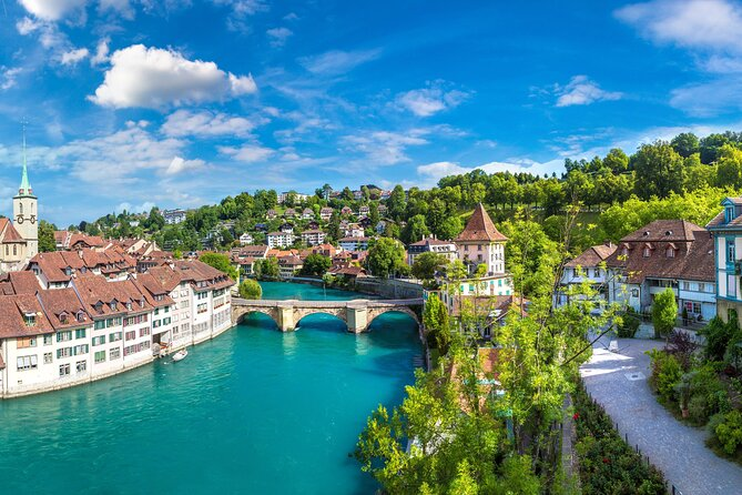 """Guided tour """"Love stories of Bern"""""""