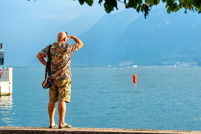 Guided tour Love Stories of Vevey