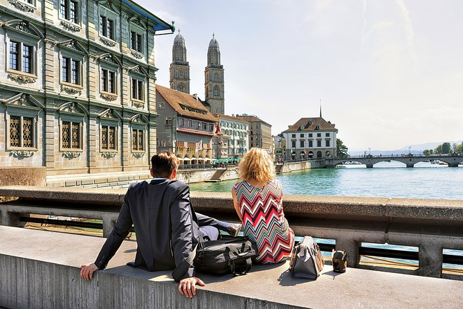 """Guided tour """"Love stories of Zürich"""""""