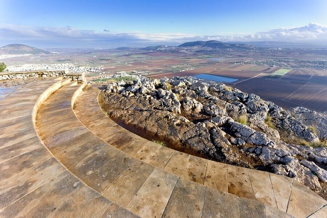 Private Tour: Nazareth, Tiberias and Sea of Galilee Day Trip from Tel Aviv