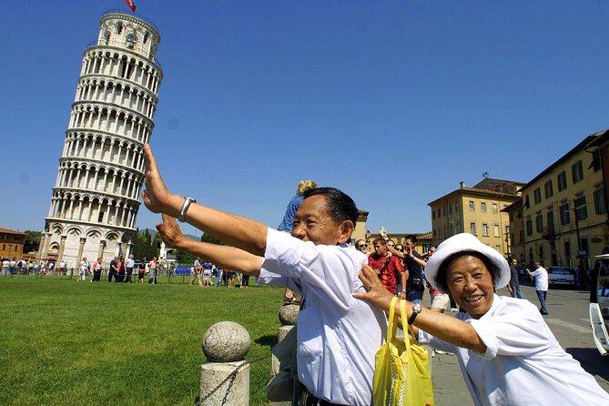 Livorno Port Shore Excursion: Pisa San Gimignano and Siena Lunch&WineTasting