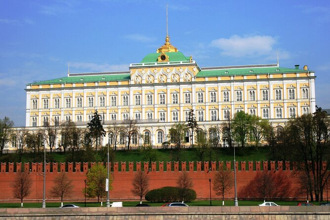 Skip-the-Line Entry to the Moscow Kremlin with Introduction