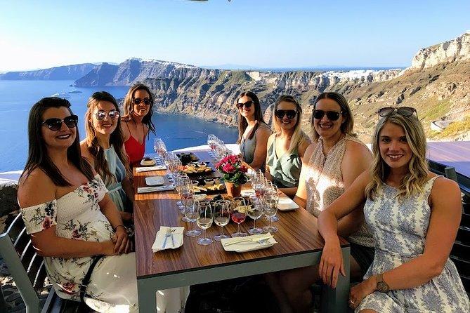Private Santorini Food & Wine Experience Trip