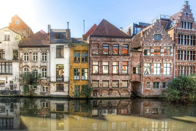 Unforgettable private tour to Belgium's most delightful cities Bruges and Ghent