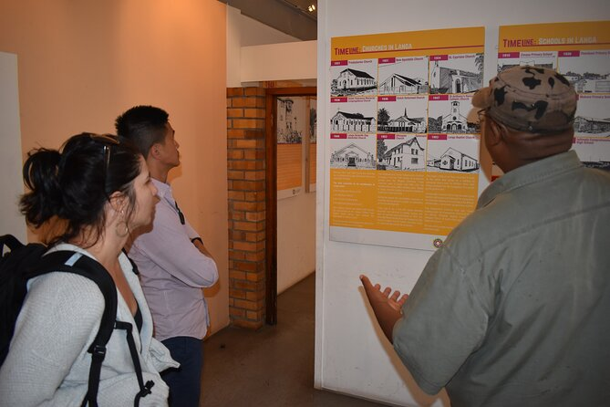 Guided Museum Tour by a Subject Expert Activist