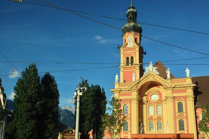 Innsbruck Private Walking Tour