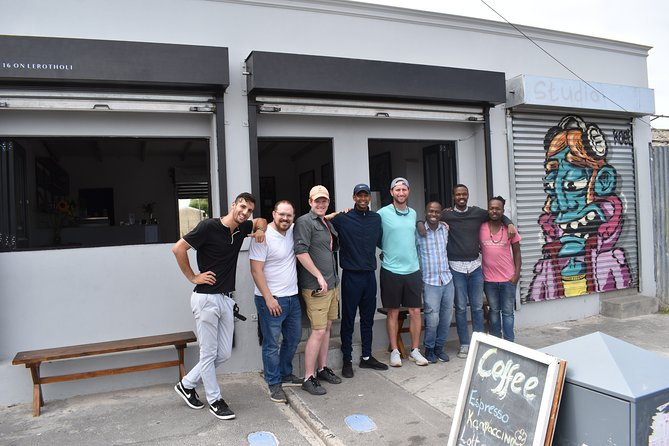 Vrygrond 'Township Development Taster' Walking Tour