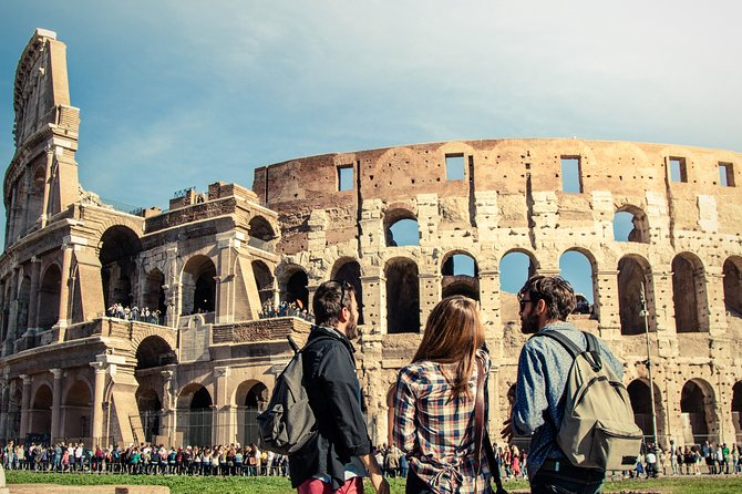 Private Full Day Tour – Skip the Line Tickets Colosseum & Lunch in Trastevere