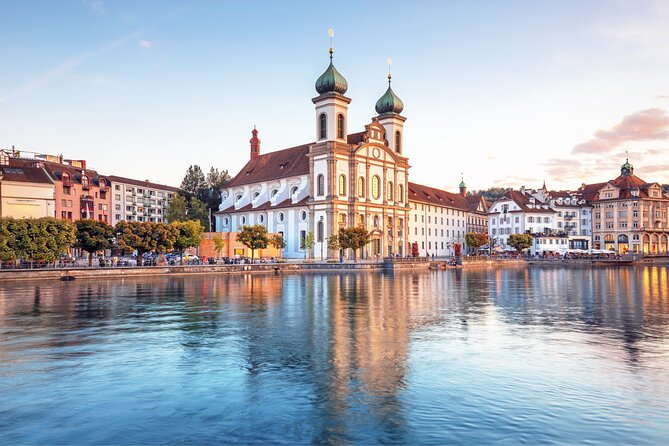 """Guided tour """"The best of Lucerne walking tour"""""""