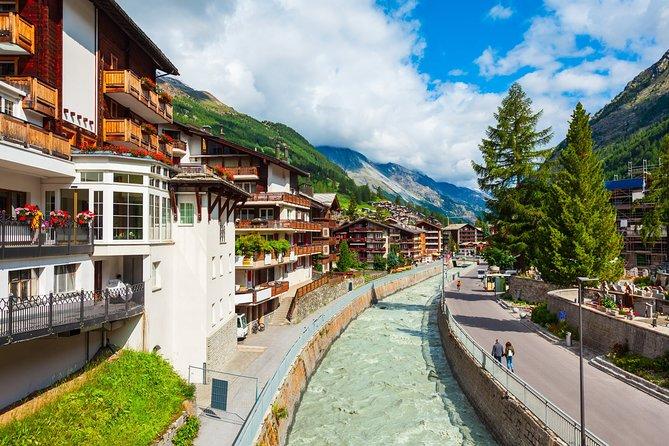 "Guided tour ""Love stories of Zermatt"""