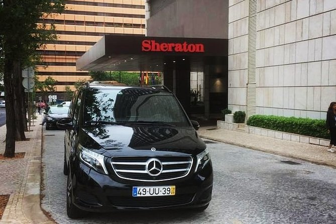 Private Transfer from Lisbon to Madrid/ Madrid to Lisbon