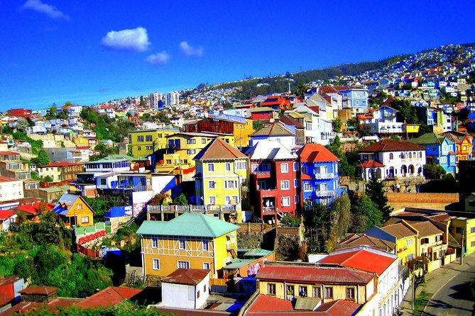 Viña del Mar & Valparaiso City Tour from Santiago
