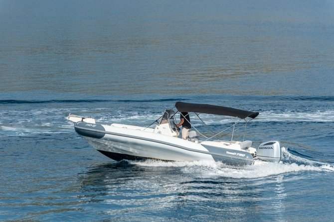 Rent a speedboat from Trogir or Split (Marlin 790)
