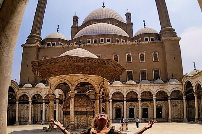 2 Days Tours package Include airport transfers (Cairo & Alexandria)