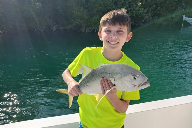 8 Hour Full Day Fishing Trip for All Ages
