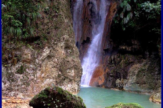 Waterfall Swim and Hike in Puerto Plata