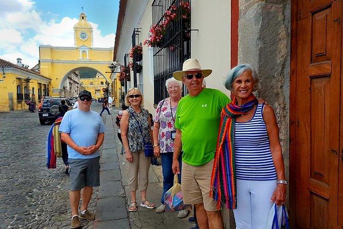 Puerto Quetzal Shore Excursion - Private Tour: Antigua, Jade museum & Factory