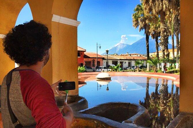 Private Tour: Antigua Guatemala from Guatemala City