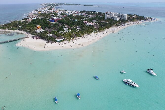 Tour Isla Mujeres Unlimited Full Day Fun