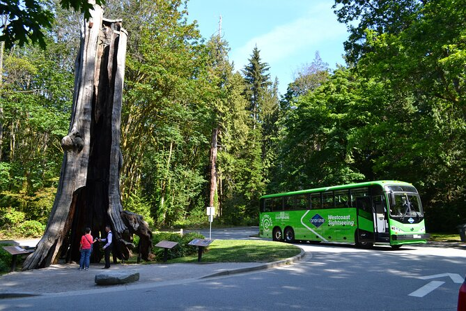 Vancouver City Tour & VanDusen Botanical Garden (Small Private Group)