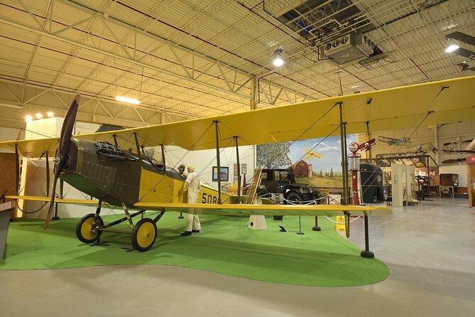 Glenn H Curtiss Museum Admission Ticket