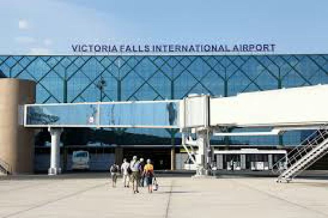 Private Transfer from Victoria Falls Airport to Livingstone