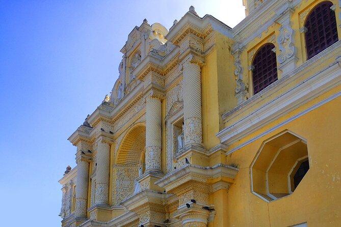 Puerto Quetzal Shore Excursion - Private Tour: Antigua Guatemala and Hot Springs