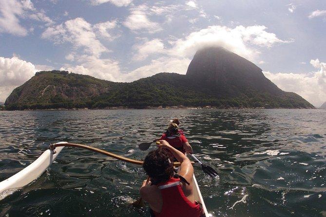 Sugar Loaf Mountain Canoe Tour in Rio de Janeiro