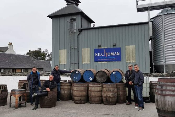 4-day Islay Platinum Whisky Tour - Whisky Included! With free pickup!