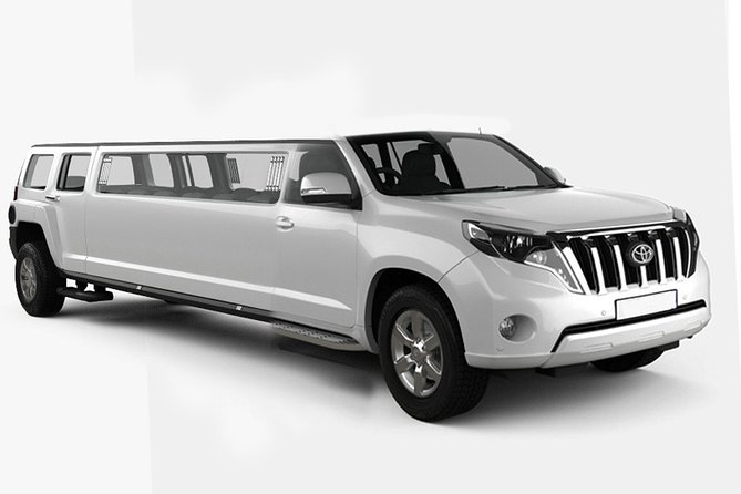 Colombo Airport (CMB) to Colombo City Private Transfer by Toyota Prado Limousine