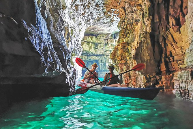 3-Hour Sea Kayaking Tour from Pula