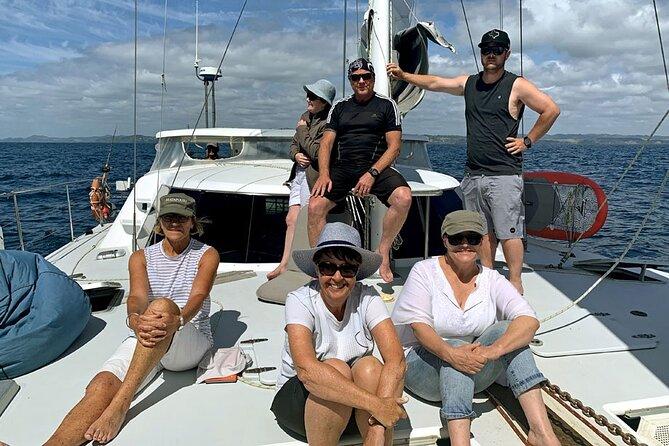 Hauraki Gulf Eco Sailing Adventure