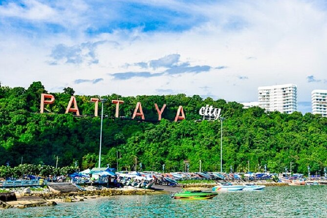 Private Transfer from Pattaya Hotel to Bangkok Airport or Don Muang Airport