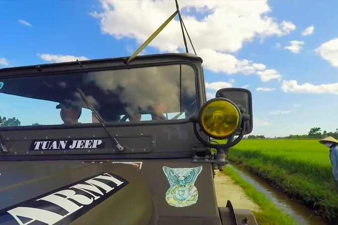 1-day Exploring Da Nang By Jeep