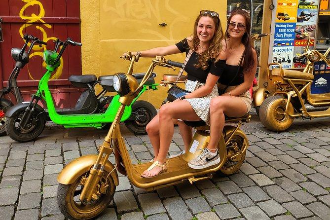 E-Scooter Grand City Tour 2,5h