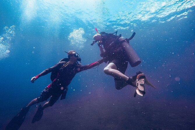 Scuba Diving in Trincomalee