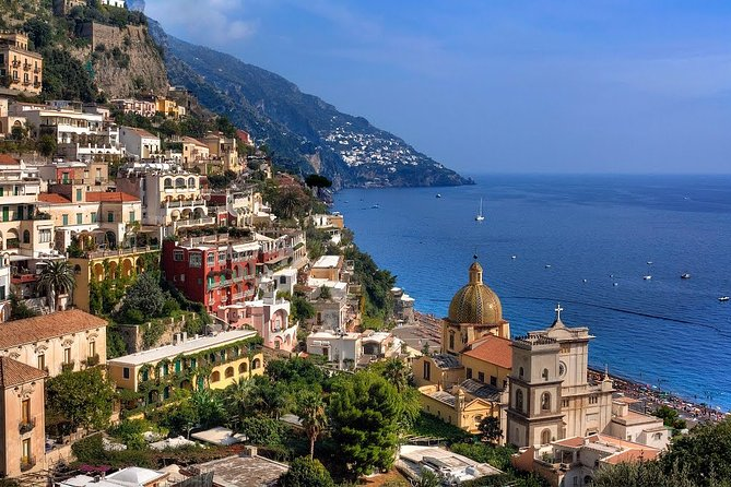 The private walking tour of the historical center of Salerno