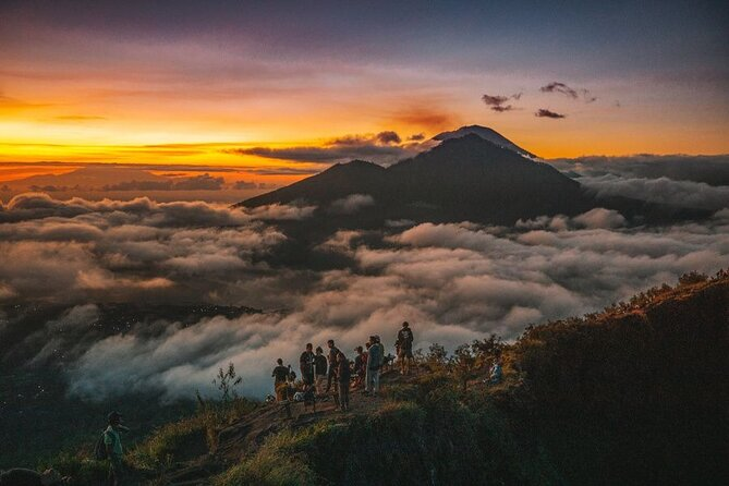 Private Bali Sunrise Trekking to Batur Mount Volcano