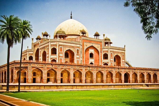 Private Old and New Delhi Full-Day Tour