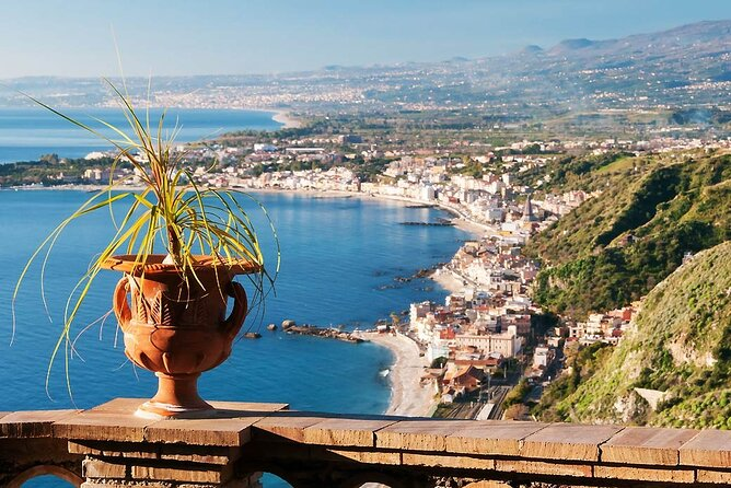 Sicily in One Memorable FullDay from Rome