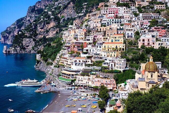 Amalfi coast private tour with visit of Positano, Amalfi and Ravello