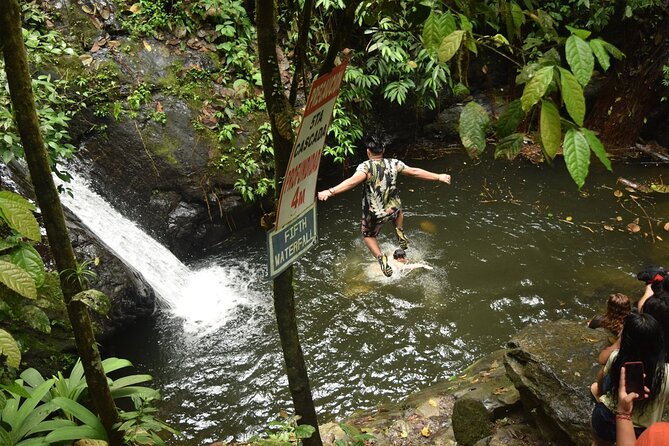 Full Day 7 Naranjal's Waterfalls from Guayaquil