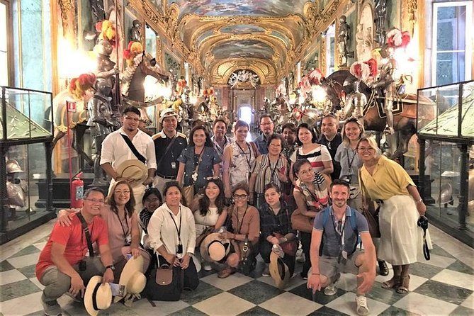 Skip the Line: Turin Royal Palace Small Group Tour with Local Top-Rated Guide