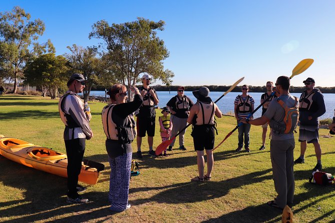 Dolphin Sanctuary Kayaking in Adelaide