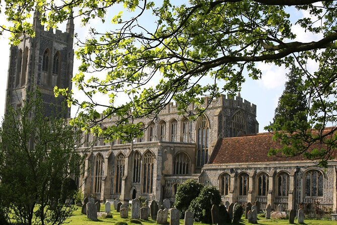 Long Melford: Discover the stories behind the village green on an audio tour