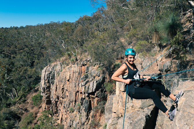 Half Day Abseiling Adventure
