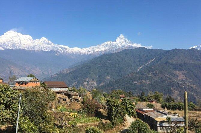 Day HIke to Chandakot from Pokhara