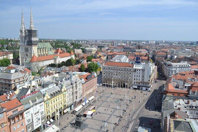Zagreb Private Walking Tour
